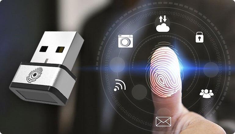NanoSecure Review: Best Biometric Fingerprint Scanner 2019 - ReviewPadho