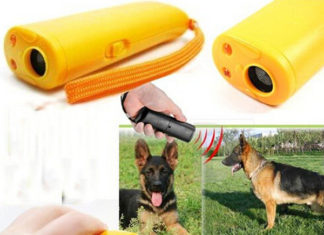WuffStop Dog Training Device
