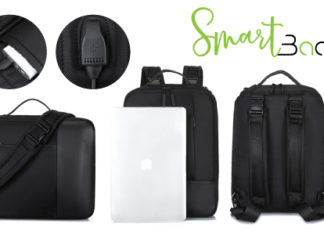 Smartbackpack Review