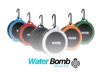 Water Bomb Speaker