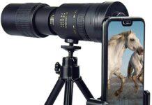ZoomShot Monocular