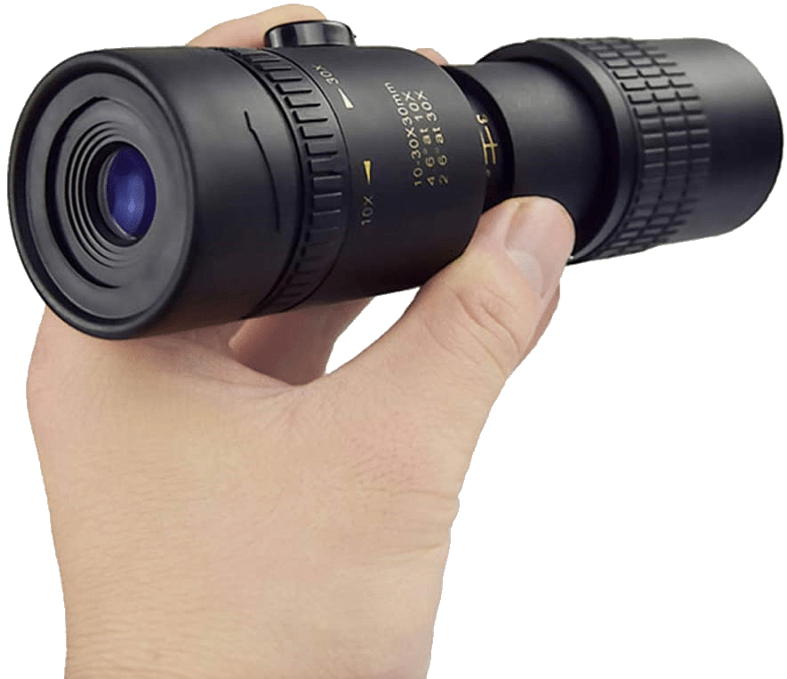 ZoomShot Pro Review 2020 - Best Distance Zoom Monocular